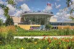 Kwadrata Jeden centrum handlowe w Mississauga, Kanada zdjęcia stock