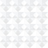 Kwadrata tła bezszwowy biały projekt Fotografia Royalty Free