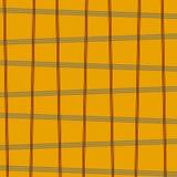 Kwadratowa deseniowa pomarańcze wypacza tekstury tło Obraz Royalty Free