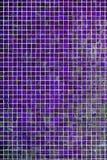 Kwadratowa tło mozaika, ceramika tekstur ceramiczne ceranic płytki obraz stock