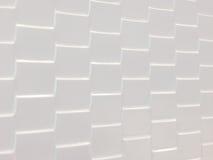 Kwadratowe tekstury na ścianie Zdjęcia Royalty Free