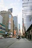 kwadratowi Manhattan czas Fotografia Stock