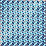 Tekstura błękitni i biali kwadraty Fotografia Royalty Free