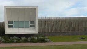 Kwadratowy budynek Obrazy Royalty Free