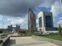 kwadratowy miasteczko Zdjęcia Stock