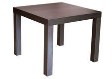 kwadratowy stół Fotografia Royalty Free