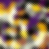 Kwadratowy szklany plamy tło royalty ilustracja