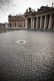kwadratowy Vatican Zdjęcie Royalty Free