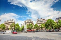 Kwadratowy Victor Hugo Zdjęcia Royalty Free