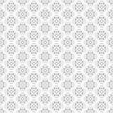 Kwadratowych różyczek bezszwowy wzór Obraz Royalty Free