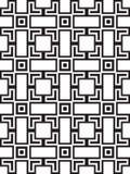 Kwadraty i cegły, abstrakcjonistyczny bezszwowy wzór. Ilustracji