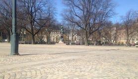 Kwadraty Sztokholm Obrazy Royalty Free