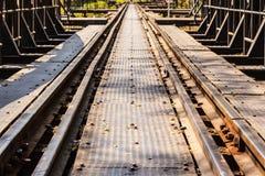 Kwai bridge detail Royalty Free Stock Photo