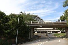 Kwai Chung Hospital Fotografia Stock Libera da Diritti