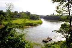 Kwai Fluss Stockfotografie