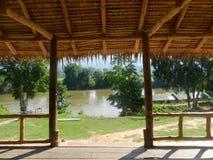 Kwai river thailand Royalty Free Stock Image