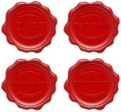 Kwaliteit, zorg, ISO 9000, organisatie, procedure Stock Foto