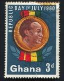 Kwame Nkrumah Imagenes de archivo