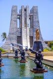 Kwame Nkrumah Mausoleum Fotografía de archivo libre de regalías