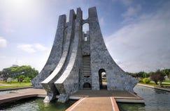 Kwame Nkrumah Memorial Park - Accra, Ghana Photographie stock