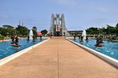Kwame Nkrumah Memorial Park Stock Images
