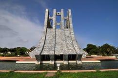 Kwame Nkrumah Memorial Park - Accra, Ghana Royalty Free Stock Photo