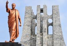 Kwame Nkrumah Memorial Park Monument Royalty Free Stock Photography