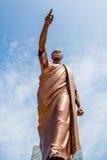 Kwame Nkrumah Statue Stock Photography