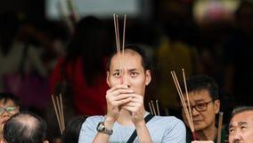 Kwan Im Thong Hood Cho Temple royalty free stock image