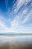Kwan Phayao, lago Phayao, lago mountain Fotografia de Stock Royalty Free