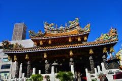 Kwan Tai Temple in Yokohama Chinatown