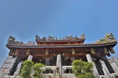 Kwan Tai Temple in Yokohama, Japan. Royalty Free Stock Image