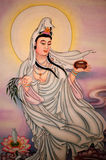 Kwan-yin Royalty Free Stock Images