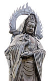 Kwan-yin   sculpture Stock Image
