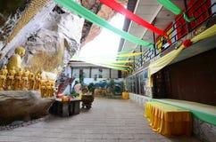 Kwan Yin Tong cave temple in Ipoh Perak Stock Photos