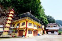 Kwan Yin Tong in Ipoh,Perak Royalty Free Stock Images