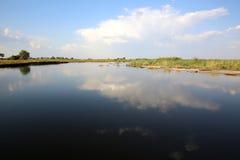 Kwando River Stock Photo
