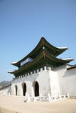 Kwanghwa Gate Royalty Free Stock Photography