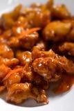 kwaśny kurczaka cukierki Fotografia Royalty Free