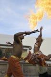 Kwanzaa świętowanie Zdjęcia Stock