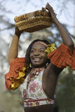 Kwanzaa świętowanie Zdjęcia Royalty Free