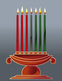 Kwanzaa background Royalty Free Stock Images