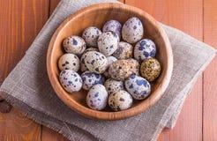 Kwartels egg Royalty-vrije Stock Foto