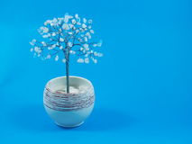 Kwartsboom Royalty-vrije Stock Foto's