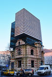 Kwatery główne zjednoczenie Rumuńscy architekci Obrazy Stock