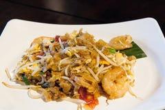 kway noodles προσροφητικών ανθράκων penang teow Στοκ φωτογραφία με δικαίωμα ελεύθερης χρήσης