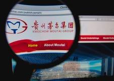 Kweichow Moutai Lizenzfreie Stockfotos