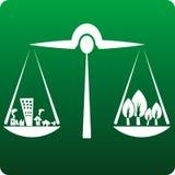 kwestie ochrony środowiska Zdjęcia Stock