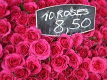 kwiaciarnię Obraz Royalty Free