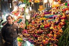 Kwiaciarnia mężczyzna Obraz Royalty Free